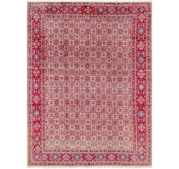 10' 2 x 13' 7 Shahrbaft Persian Rug