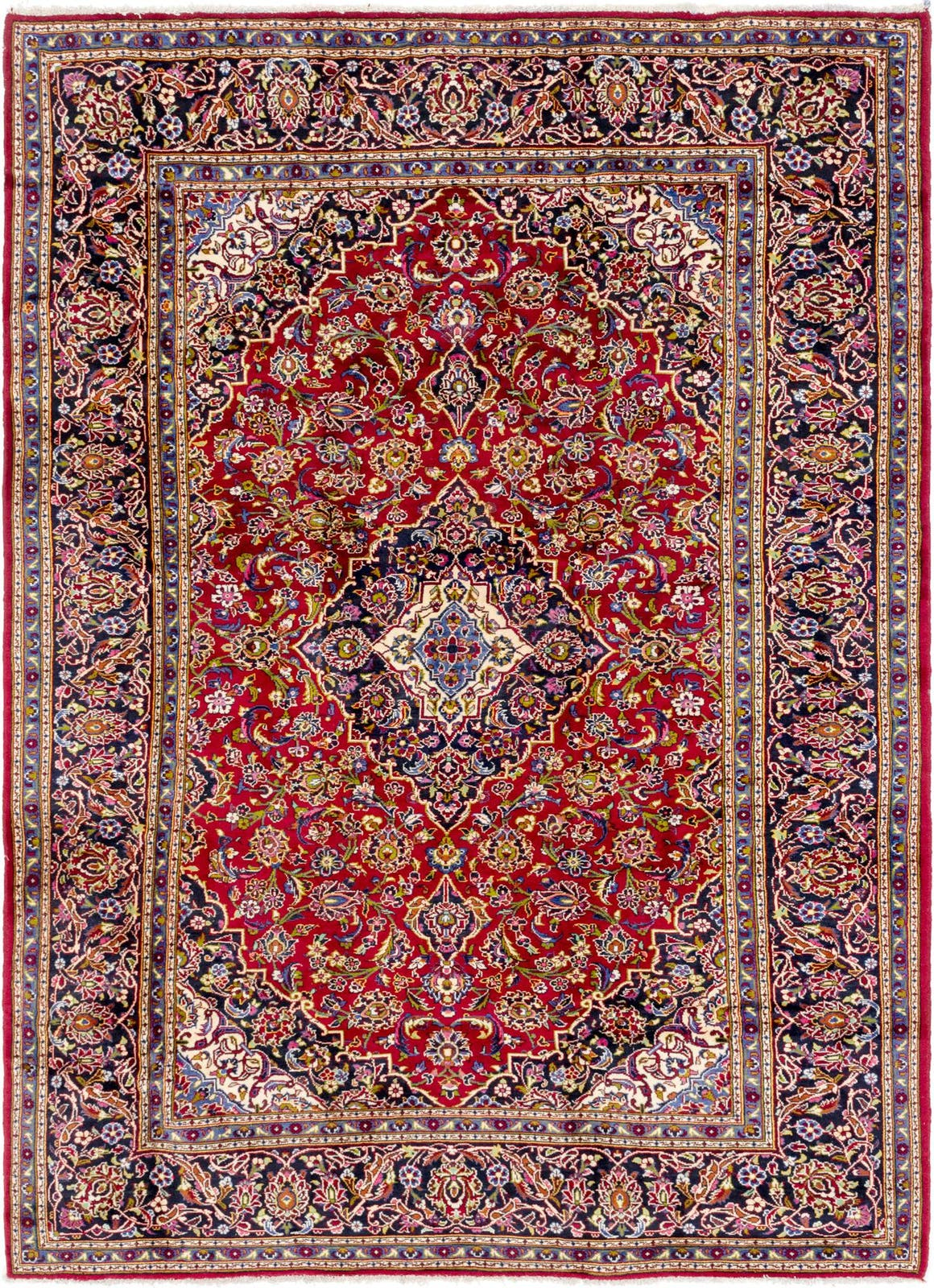 245cm x 340cm Mashad Persian Rug main image