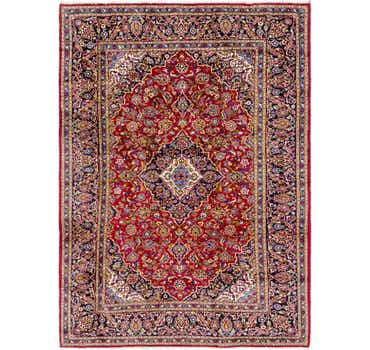 Image of 8' x 11' 2 Mashad Persian Rug