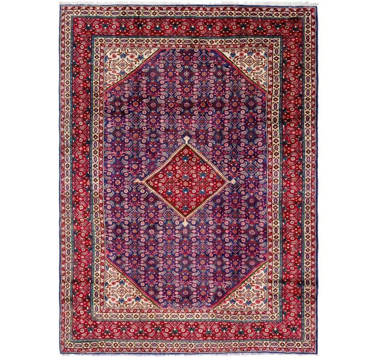 275cm x 385cm Farahan Persian Rug