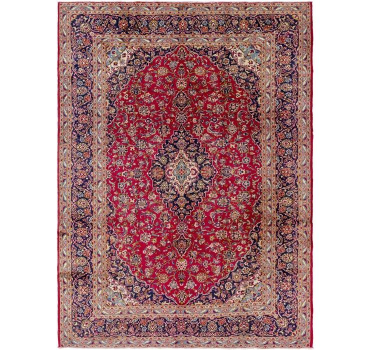Image of 300cm x 395cm Mashad Persian Rug