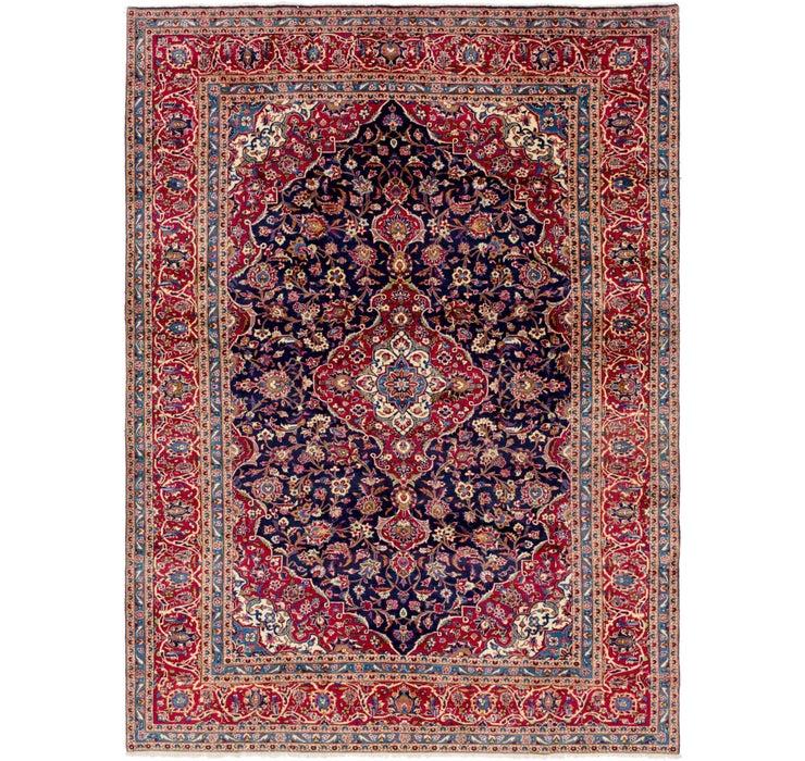 8' 3 x 11' 2 Kashan Persian Rug