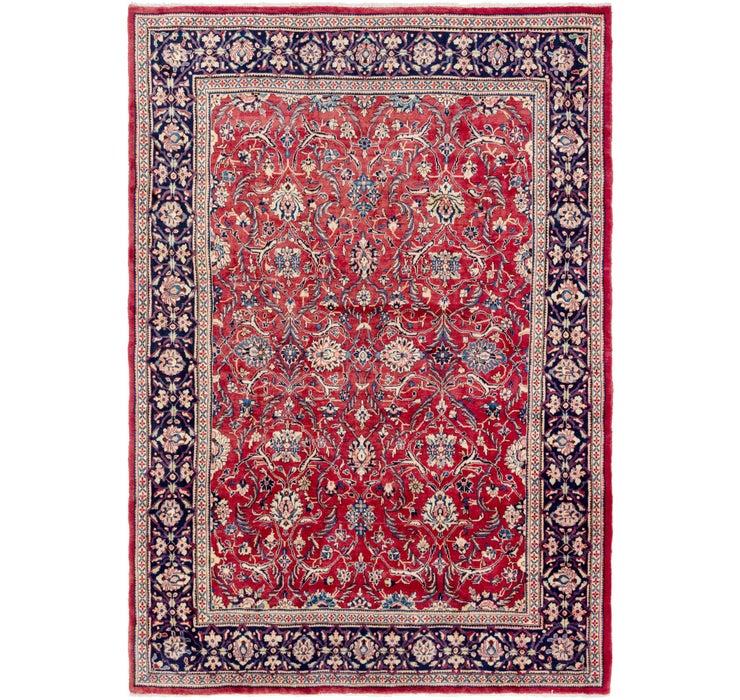 267cm x 385cm Mahal Persian Rug