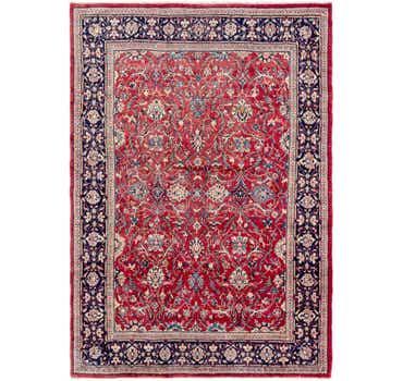 Image of 8' 9 x 12' 7 Mahal Persian Rug