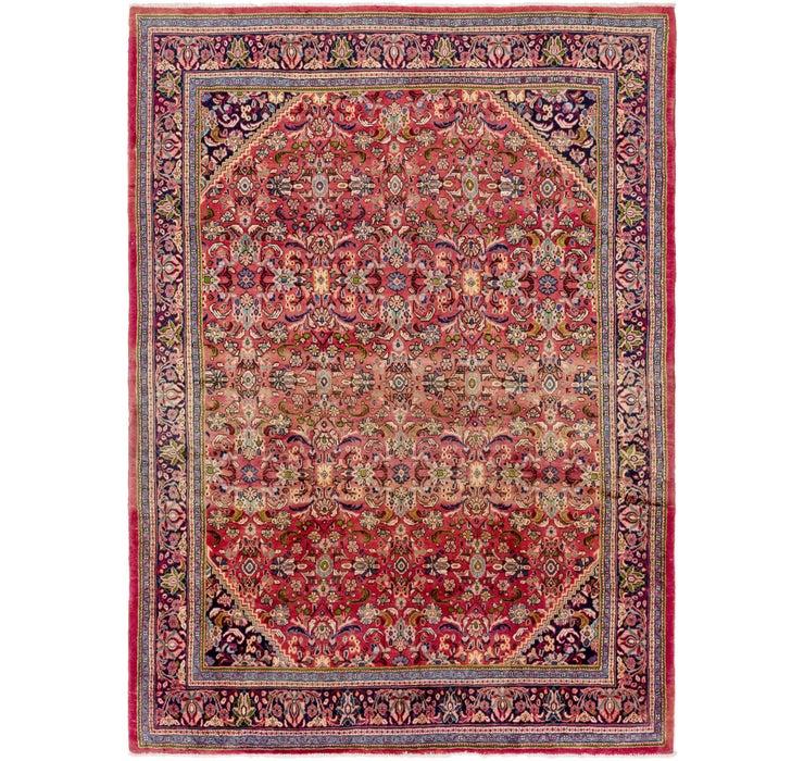 287cm x 390cm Farahan Persian Rug