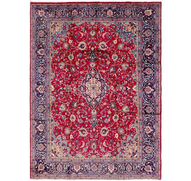 275cm x 375cm Mahal Persian Rug