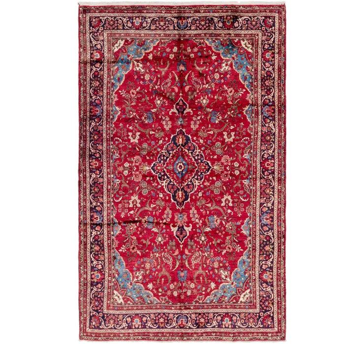 213cm x 350cm Shahrbaft Persian Rug