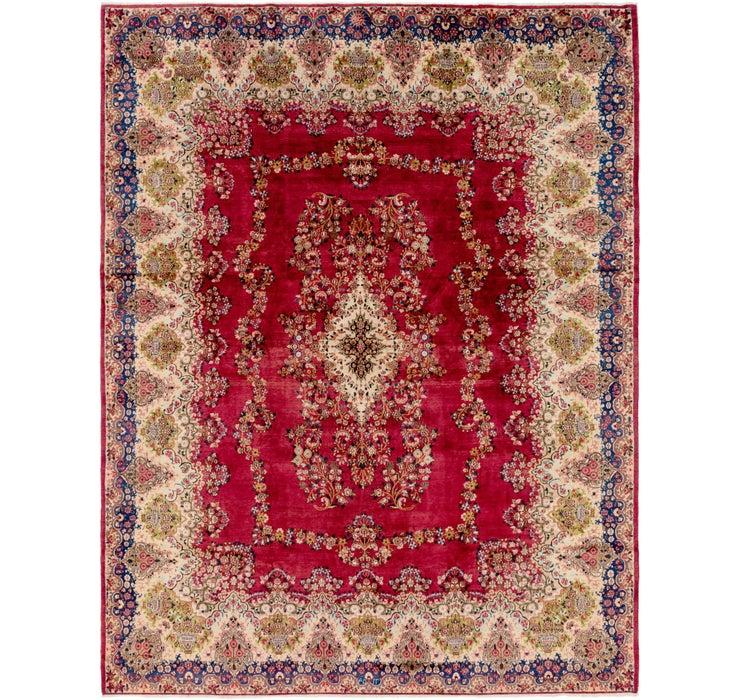 310cm x 405cm Kerman Persian Rug