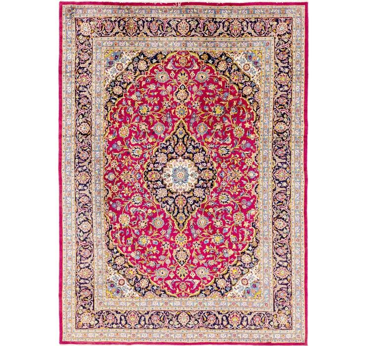 250cm x 345cm Kashan Persian Rug