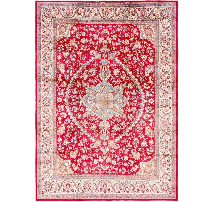 305cm x 420cm Mahal Persian Rug