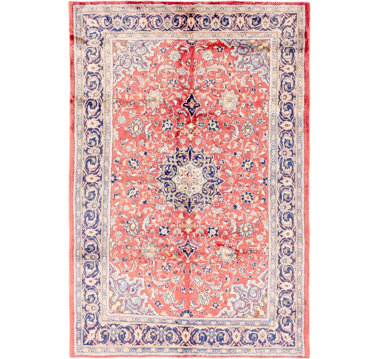 208cm x 312cm Farahan Persian Rug