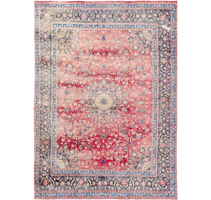 297cm x 405cm Kashmar Persian Rug