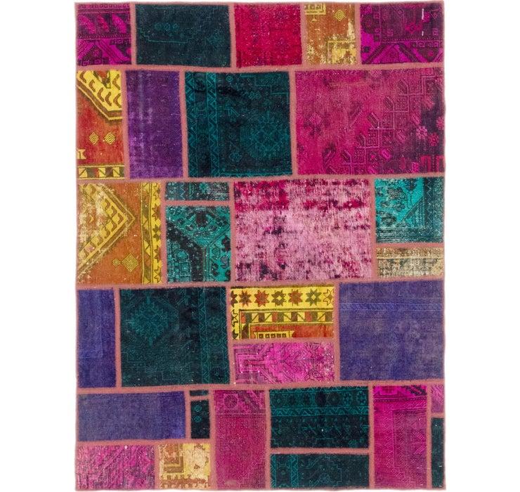 5' 2 x 6' 9 Ultra Vintage Persian Rug