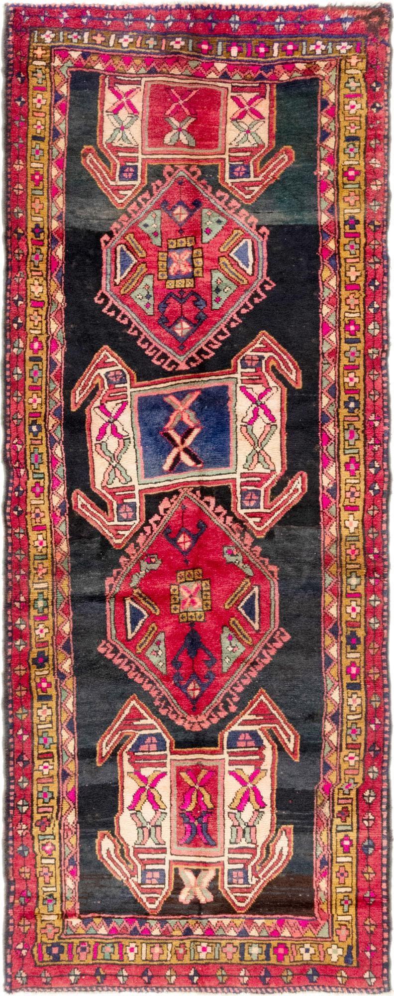 3' 8 x 9' 6 Meskin Persian Runner Rug main image