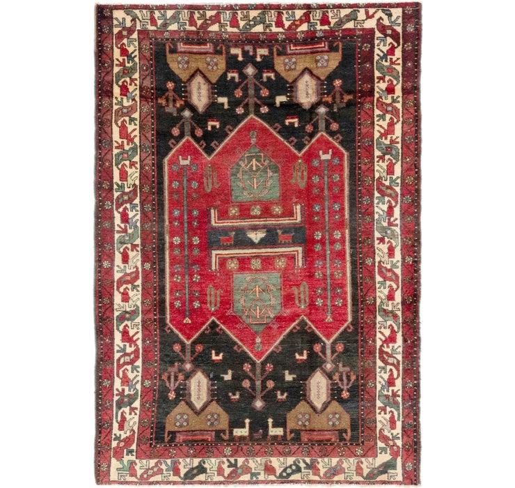 147cm x 220cm Bakhtiar Persian Rug