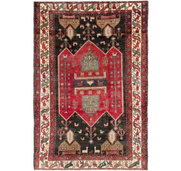 4' 10 x 7' 3 Bakhtiar Persian Rug