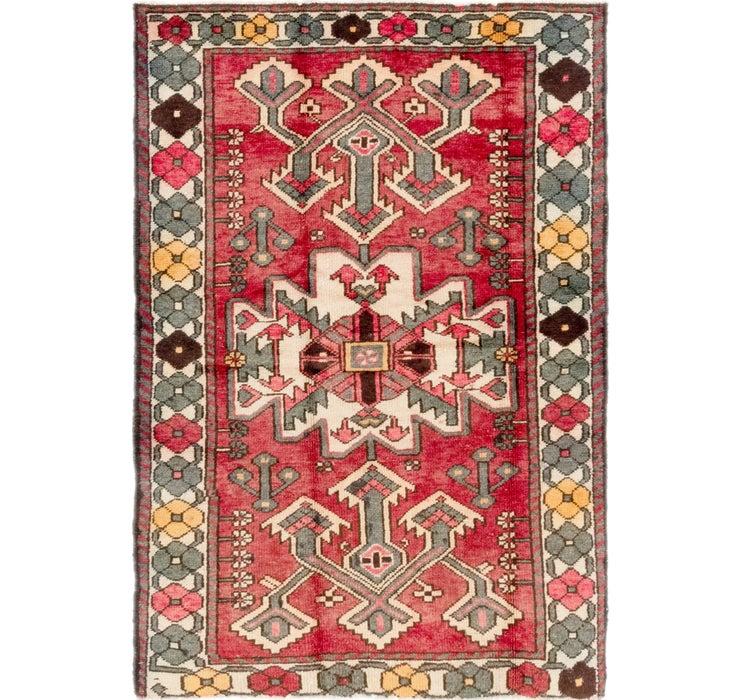 122cm x 193cm Bakhtiar Persian Rug