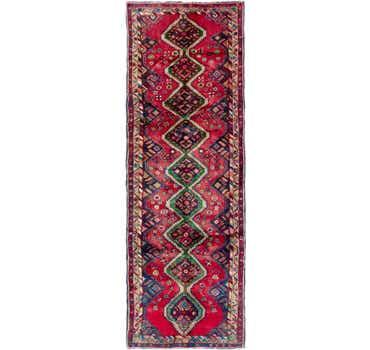Image of 3' 6 x 10' Koliaei Persian Runner ...