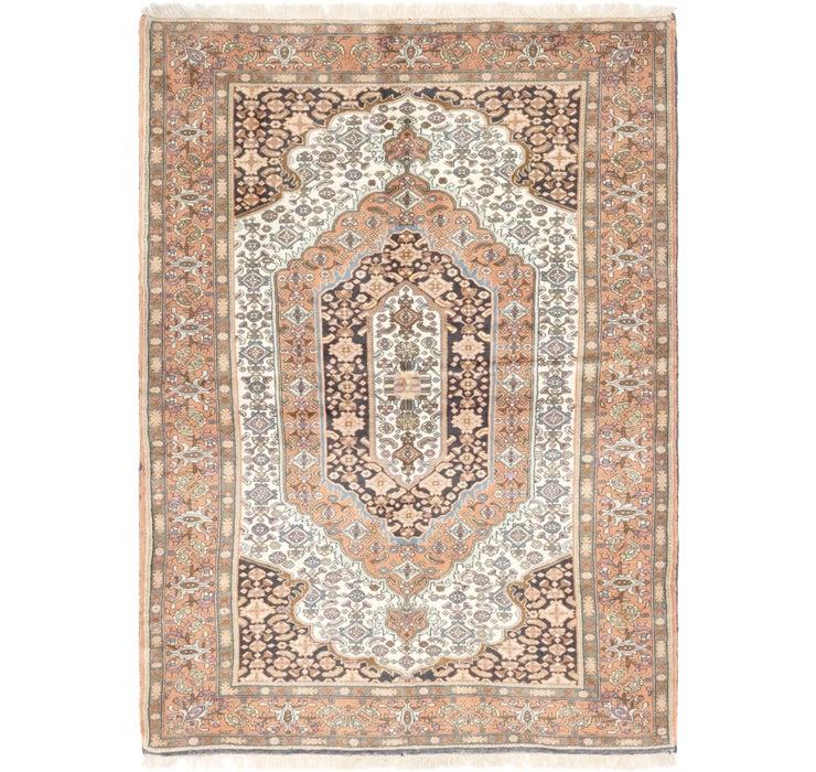 137cm x 198cm Ghoochan Persian Rug