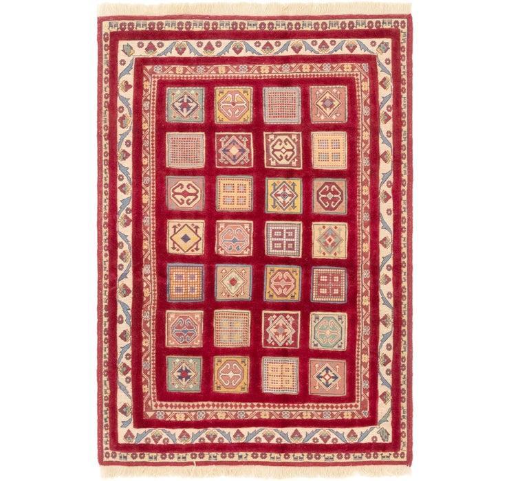 117cm x 183cm Ghoochan Persian Rug