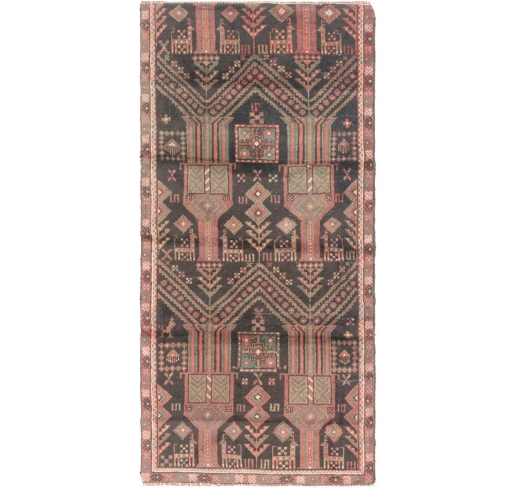 2' 8 x 5' 9 Balouch Persian Rug