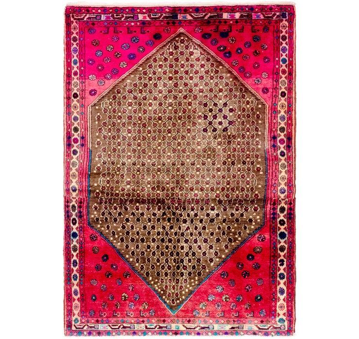 127cm x 190cm Koliaei Persian Rug