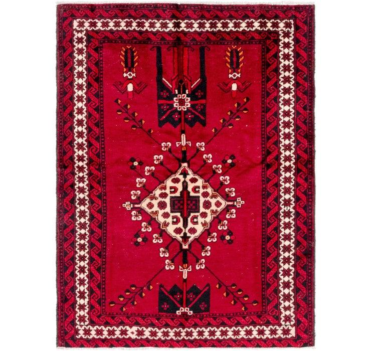122cm x 165cm Ferdos Persian Rug