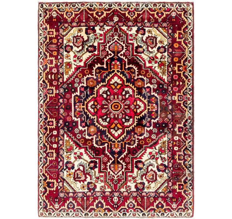 157cm x 213cm Bakhtiar Persian Rug
