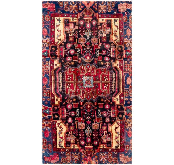 4' x 7' 6 Nahavand Persian Rug