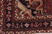 5' x 7' Hossainabad Persian Rug thumbnail