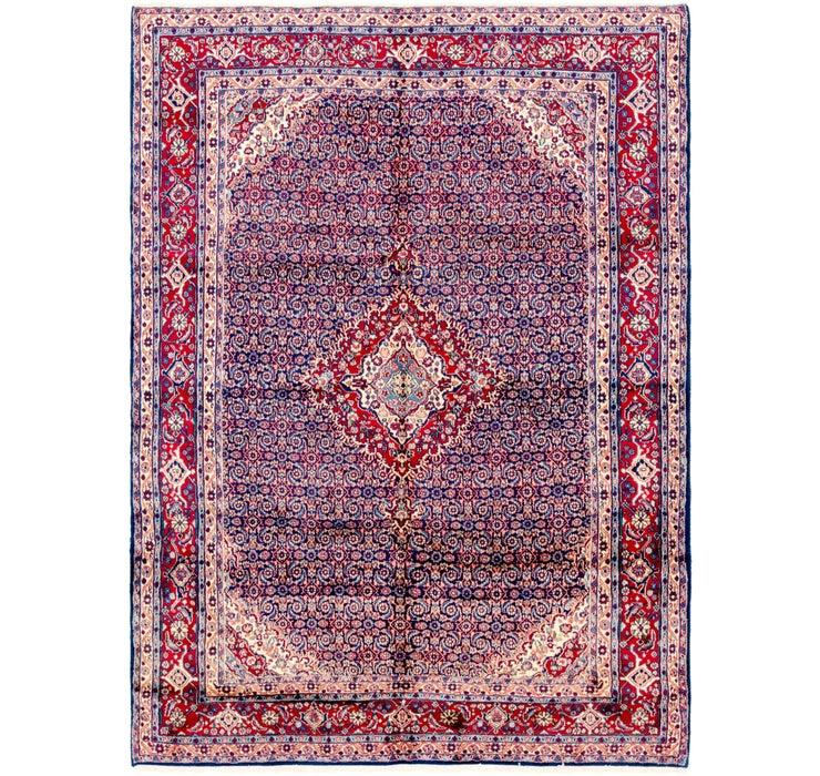 7' x 9' 4 Mood Persian Rug