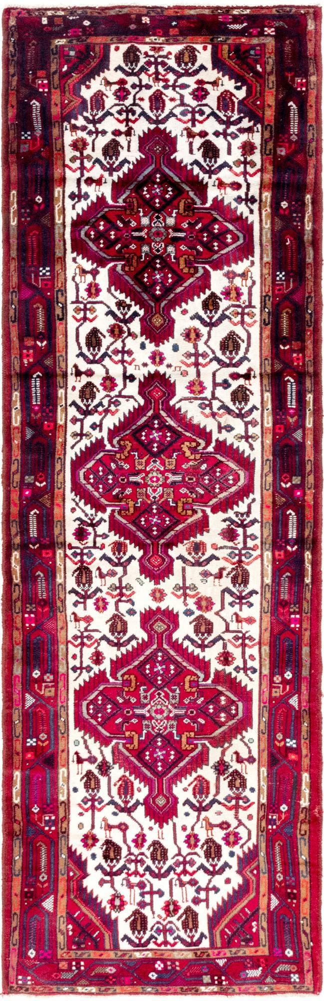 2' 10 x 9' 5 Darjazin Persian Runner Rug main image