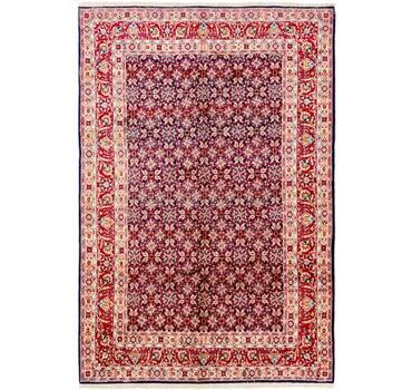 7' x 10' 6 Mood Persian Rug main image