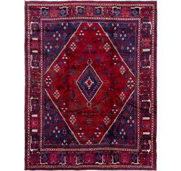 Image of 9' 6 x 12' Joshaghan Persian Rug
