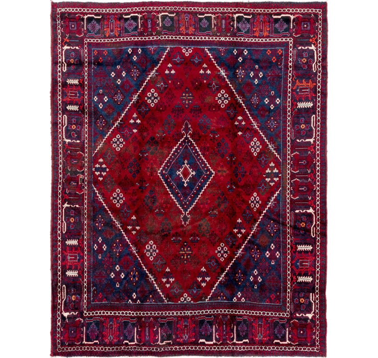 Image of 290cm x 365cm Joshaghan Persian Rug