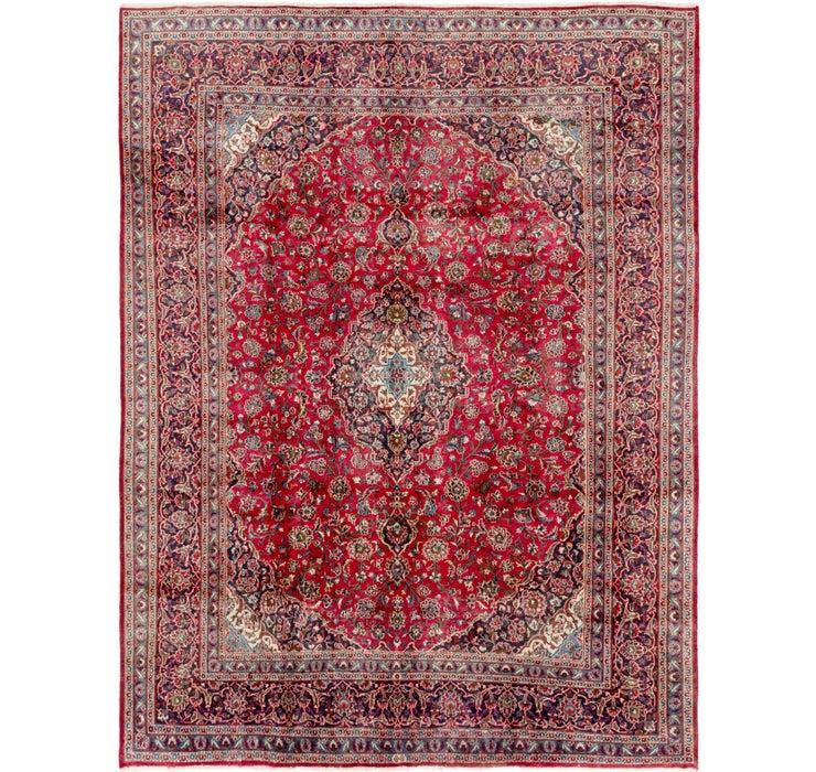292cm x 378cm Kashan Persian Rug
