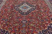 9' 6 x 13' 8 Kashan Persian Rug thumbnail