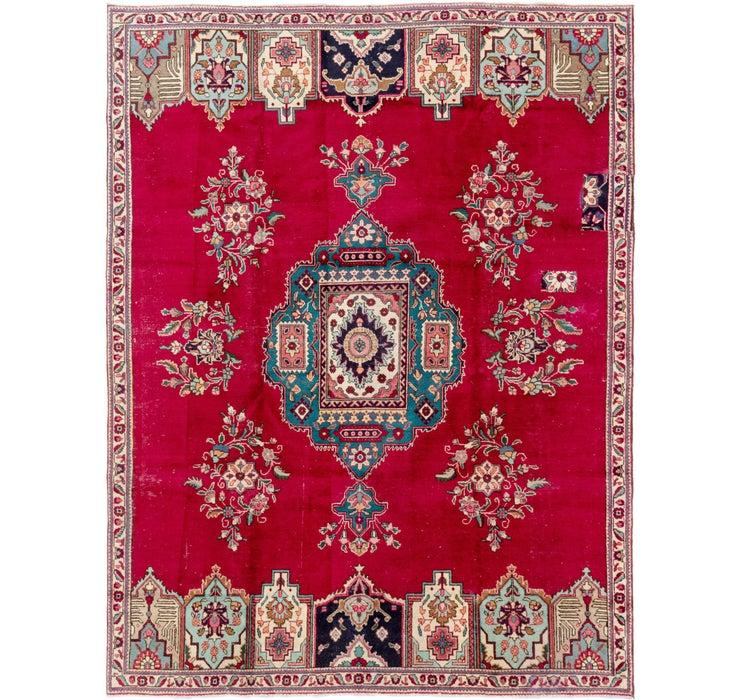235cm x 315cm Tabriz Persian Rug