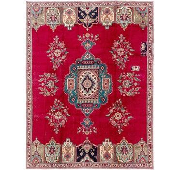 7' 9 x 10' 4 Tabriz Persian Rug main image