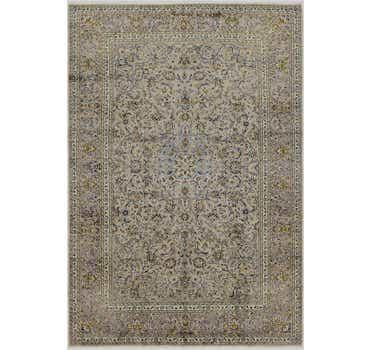 Image of 8' x 11' 10 Kashan Persian Rug