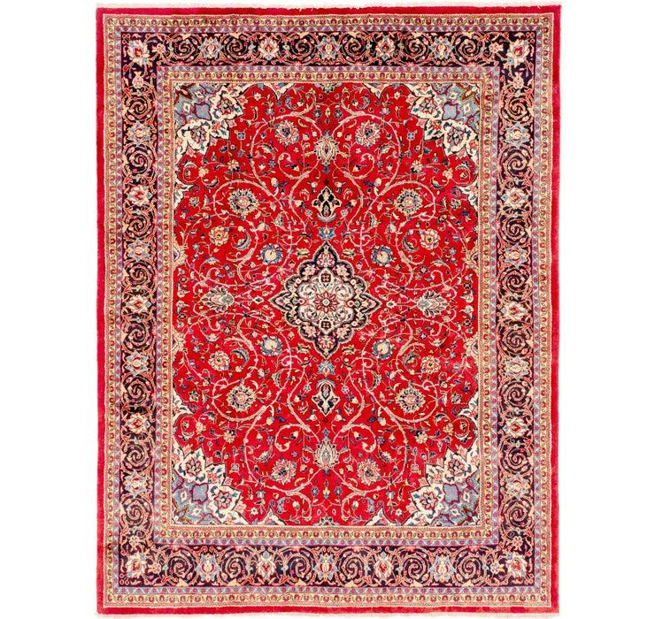 9' x 12' Mahal Persian Rug