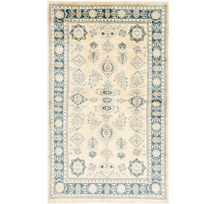 300cm x 495cm Meshkabad Persian Rug
