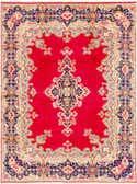 9' 8 x 13' Kerman Persian Rug thumbnail