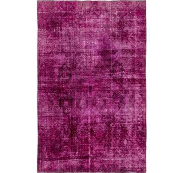6' 4 x 10' Ultra Vintage Persian Rug main image
