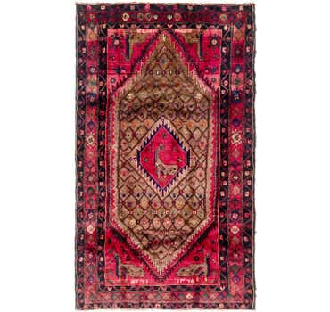 Image of 4' 9 x 8' 2 Koliaei Persian Rug