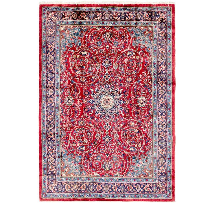 7' 2 x 10' 7 Mahal Persian Rug