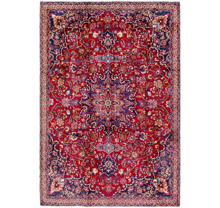 218cm x 330cm Birjand Persian Rug