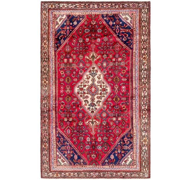 183cm x 292cm Hamedan Persian Rug