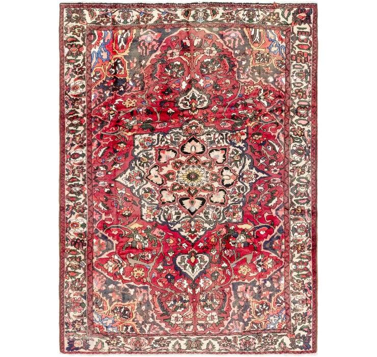 213cm x 292cm Bakhtiar Persian Rug