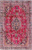 5' 5 x 9' Mashad Persian Rug thumbnail
